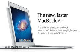 New MacBook Air เปิดตัวเริ่มต้น 32,900 บาท