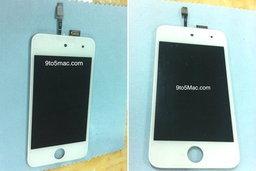 "iPod Touch เวอร์ชัน""สีขาว""กำลังจะมา"