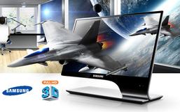 Review Samung S23A950D มอนิเตอร์ 3D มิติ ที่สมบูรณ์แบบทั้งภาพและดีไซน์