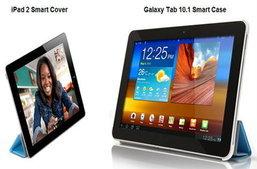 Apple ฟ้อง Samsung ลอกดีไซน์ Smart Cover ของ iPad 2