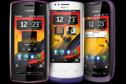 Nokia เปิดตัวมือถือใหม่ 3 รุ่น 3 สไตล์ 600, 700, 701