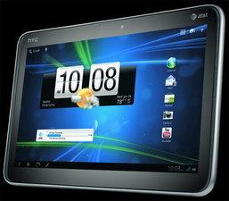 HTC เปิดตัวแท็บเล็ต HTC Jetstream