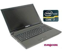 Eurocom เพิ่ม Intel Core i7-2960XM สำหรับไลน์โน้ตบุ๊กตระกูลแรงของตัวเอง