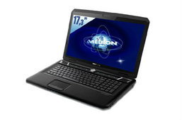 Medion Erazer X7813 Notebook คอเกมขนาด 17.3 นิ้ว