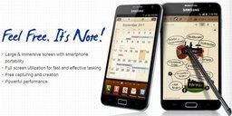Samsung Galaxy Note อัพเดทราคาล่าสุดเครื่องหิ้วในไทยจัดเต็ม 24,500 บาท!