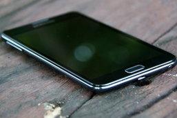 รีวิว Samsung Galaxy Note