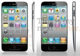 Apple เปิดตัว iPhone 5 ดีไซน์ใหม่พลิกโฉมหน้าบริษัทชนิด iPad 3, iTV ยังทาบไม่ติด!