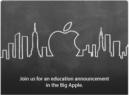 Apple เตรียมจัดงานเกี่ยวกับการศึกษาวันที่ 19 มกราคมนี้