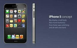 Apple ขยายหน้าจอ iPhone 5 ตัดปุ่ม Home...นี่มัน Samsung Galaxy Note นี่หว่า!