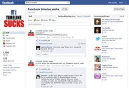 Facebook บังคับใช้ Timeline สัปดาห์นี้