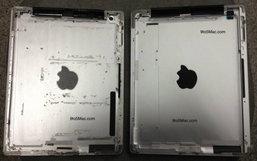 ทุกอย่างพร้อม! ภาพฝาหลัง iPad 3 โผล่เว็บอื่นอีก!