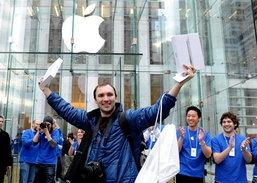 ตามสเต็ปเป๊ะ! iPad 2 ของเริ่มขาดแล้วในบางรุ่น
