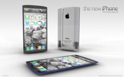 หรือ iPhone 5 จะมีหน้าตาแบบนี้...ถูกใจมั๊ยคร้าสาวก Apple!