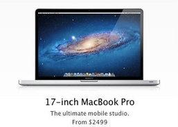 ขายไม่ออก!? Apple อาจเลิกทำ MacBook Pro ขนาด 17″