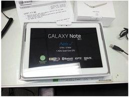 รีวิว Galaxy Note 10.1 เผย เครื่องมีแรม 2 กิกะไบต์