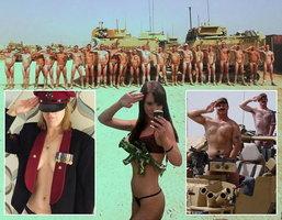 เหล่าทหารเปลื้องผ้าโพสขึ้น Facebook เพื่อให้กำลังใจเจ้าชายแฮรี่