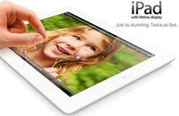 อัพเดทราคา iPad 4 ราคา The new iPad