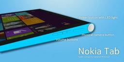 """ลือ """"Nokia Tablet"""" รองรับ 4G LTE, พ่วง Smart Cover แบตเสริมในตัว คาดเปิดตัวงาน MWC 2013"""