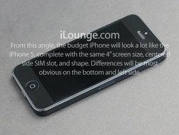 iPhone พลาสติก หรือ ไอโฟน ราคาถูก แบบชัดๆ (ภาพหลุด) !!!