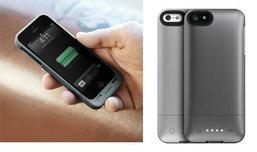 เคสใหม่ iPhone 5 ช่วยเพิ่มแบตถึง 80%