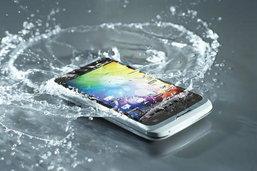 Nokia เตรียมใช้นาโนเทคโนโลยีกันน้ำ
