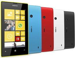 พรีวิว Nokia Lumia 520 มือถือ Windows Phone 8 ราคาประหยัด ฝาหลังสามารถเปลี่ยนได้