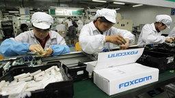 ลือ ! Foxconn เริ่มผลิต iPhone 5s