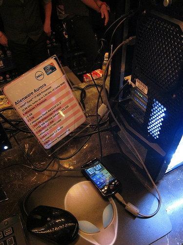 Dell Blogger Day: เมื่อน้องแพนเค้กใช้ Alienware