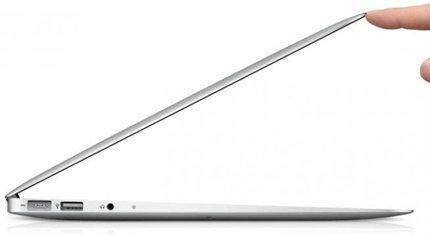 AppleจอLED สุดบางเฉียบ 15 นิ้ว สำหรับ MacBook Pro
