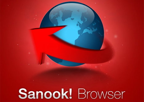 Sanook! Web Browser