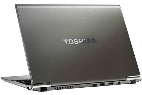 Toshiba ออกตัว Portégé Z830 Ultrabook ของตัวเองก่อนสิ้นปีนี้แน่นอน