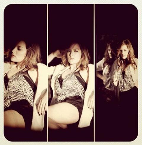 เซ็กซี่เล็กๆกับนาตาลี@ instagram