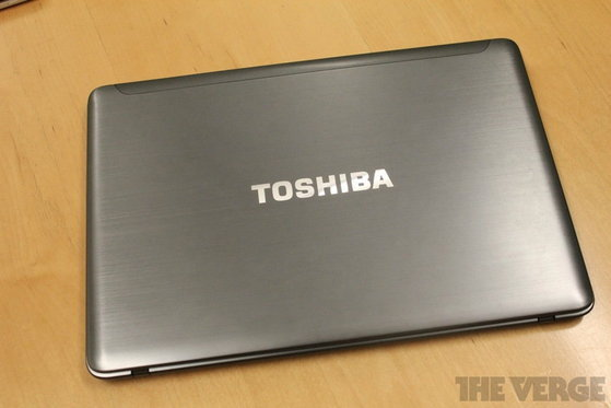 Tohsiba ตระกูล Satellite ตัวจริงมาแล้ว โดยเป็น Ultrabook