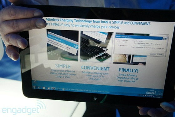 Compal QAV20 สุดยอดตัวต้นแบบ Ultrabook–Tablet แห่งอนาคต
