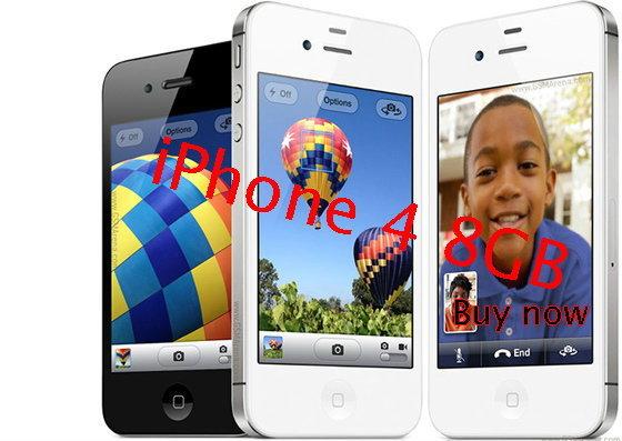 iPhone 4 รุ่น 8GB