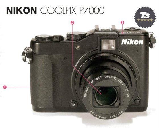 NIKON COOLPIX P7000แข็งแกร่งบอดี้ใหญ่เอาเรื่อง