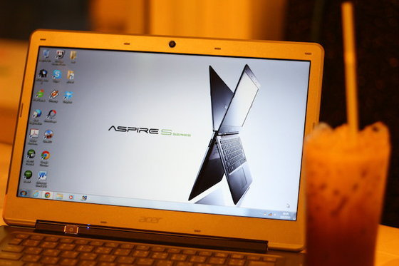 มาทำความรู้จัก Ultrabook ที่น่าสนใจกับ Acer Aspire S3