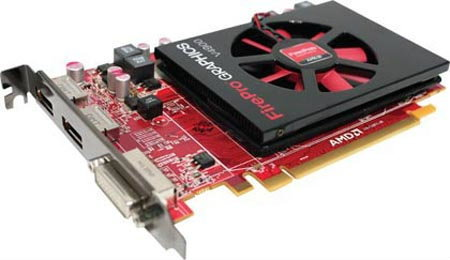 AMD FirePro V4900 เพิ่มความต่อเนื่องกับงาน 3D ได้สมบูรณ์แบบ
