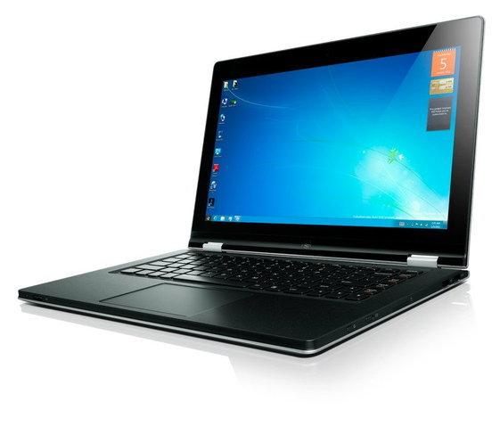 Lenovo IdeaPad Yoga เมื่อโน้ตบุ๊กและแท็บเล็ตมารวมตัวกัน