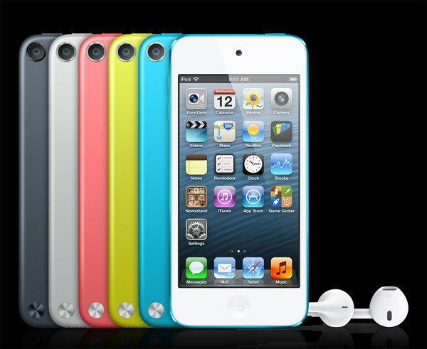 iPod touch ตัวใหม่