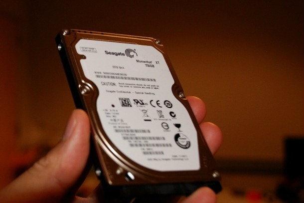 Seagate Momentus XT มาแล้วความจุมากสุด 750 GB