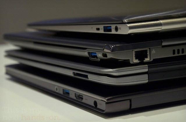 Ultrabook มาแน่ : เตรียมพบอีกหลายสิบรุ่นในงาน CES 2012