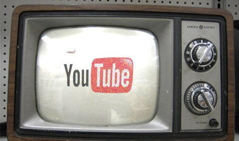 YouTube เตรียมให้บริการทีวีออนไลน์