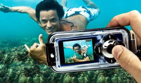เปลี่ยน Nano 5G เป็นกล้องวิดีโอใต้น้ำ