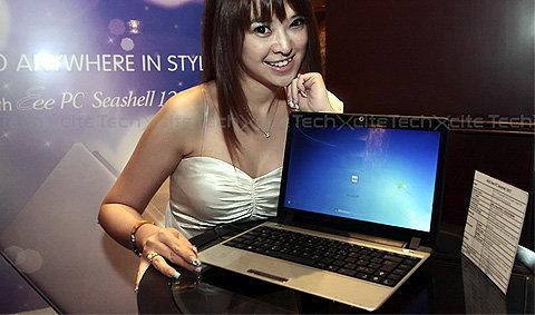 Asus เปิดตัว Eee PC Netbook สายพันธุ์ AMD ตัวแรกของโลก