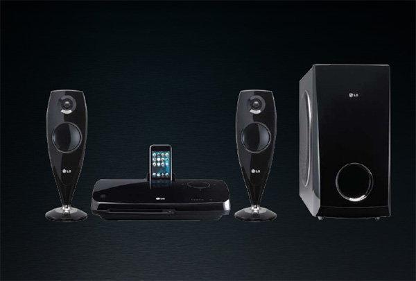 LG HS33S เต็มอิ่มพลังเสียง ครบทุกย่านความถี่