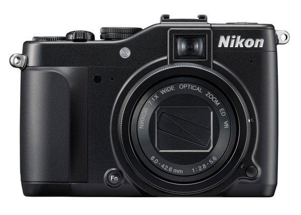 ชมตัวเป็นๆ Nikon P7000