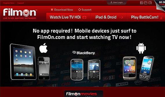 ดู TV ออนไลน์สดๆ แบบฟรีๆ ไม่ยุ่งยากบน iPhone ,BB และ แอนดรอยด์