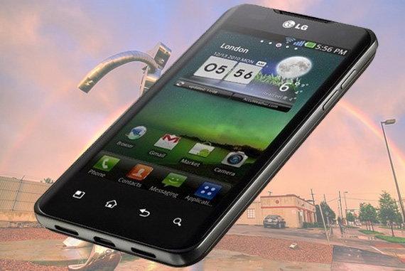 แรงไม่หยุด LG Optimus 2X สู่โลก Dual Core เต็มสูบแล้ว