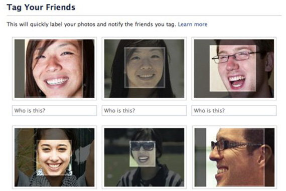 Facial recogniton ของเล่นใหม่ล่าสุดจาก Facebook